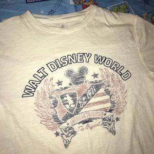 Walt Disney World American Tradition Graphic Shirt